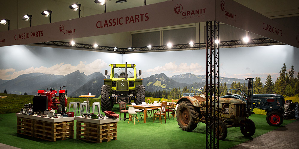 PARTS & SERVICE WORLD Messe
